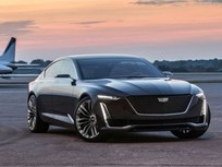 Cadillac's Escala Concept Previews Future Design
