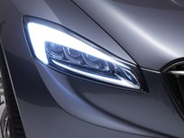 Buick Adds LED Lighting to Avenir Sedan Concept