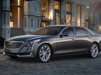 Cadillac to Offer PHEV CT6 Sedan