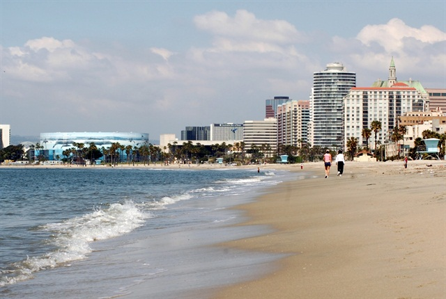 Photo courtesy of Long Beach Convention & Visitors Bureau