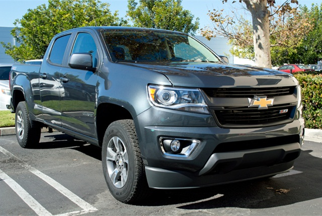 Photo of 2015 Chevrolet Colorado by Vince Taroc.