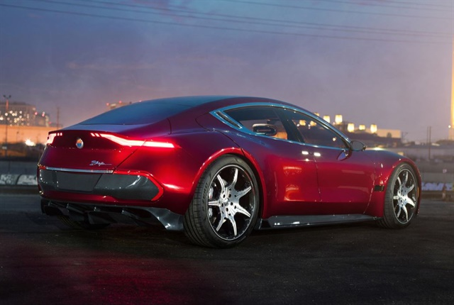 Photo courtesy of Fisker Inc.