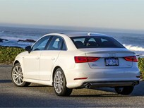 Video: 2015 Audi A3 Sedan Draws Top Safety Rating