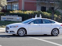Ford, Google Partner on Self-Driving Vehicles