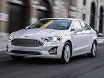 2019 Fusion: First Ford to Standardize Driver-Assist Tech