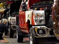 Fleet Sales Increase 4.6% in November
