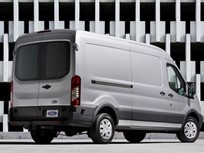 Ford to Idle Transit Production for Two Weeks