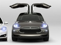 Tesla Prices Model X Signature SUV at $132K