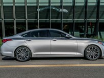 Genesis G80 Priced at $42,350