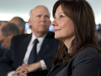 GM Names Mary Barra CEO