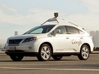 Self-Driving Cars Involved in California Crashes