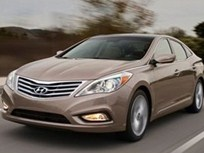 Hyundai Announces Pricing for Redesigned 2012 Azera