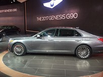 Genesis G90 Highlights Safety Tech, Advanced Powertrain