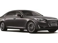 Genesis G90 to Offer 'First-Class Comfort'