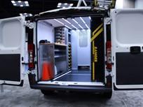 Ranger Design Unveils Van Flooring and Shelves