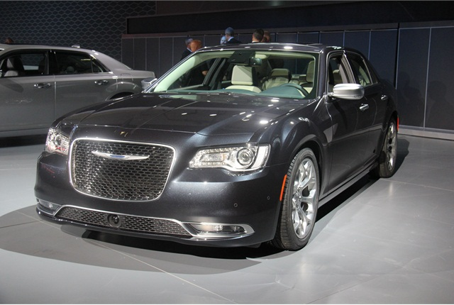 Photo of 2015 Chrysler 300C Limited by Paul Clinton.