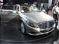 Mercedes-Benz Introduces Maybach S600 Luxury Sedan