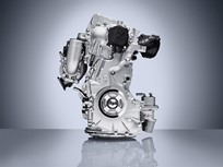 Infiniti Unveils VC-Turbo Engine