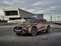Infiniti Reveals Q30 Compact Car