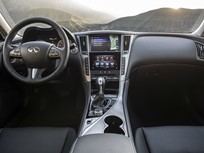 Infiniti's Q50, QX80 Signature Models Enhance Interiors