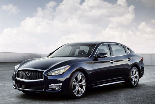 Photo of 2015 Q70L courtesy of Infiniti.