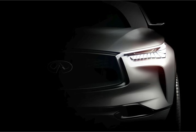 Photo of QX Sport Inspiration courtesy of Infiniti.