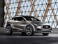Infiniti to Produce QX30 Compact SUV Concept