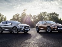 Infiniti to Offer Trio of 2017 QX30 SUVs