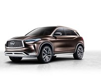Infiniti QX50 Concept to Show Off Autonomous Features, VC-Turbo Engine