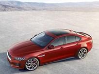 Jaguar Introduces 2016 XE Sedan