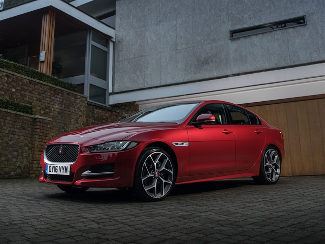 Photo of 2018 Jaguar XE courtesy of Jaguar Land Rover.