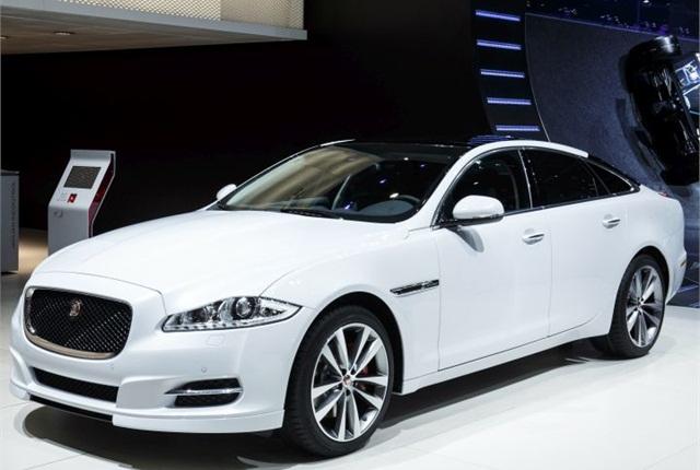 Photo of 2017 XE courtesy of Jaguar.
