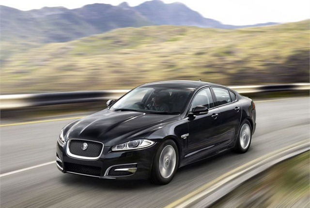 Photo of 2015 XFR Sport courtesy of Jaguar.