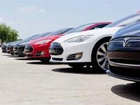 Tesla, NYC Garages Partner in EV Charging