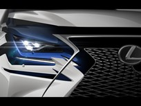 Lexus Refreshing NX Compact SUV