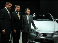 Toyota Moving Lexus ES 350 Production to Kentucky