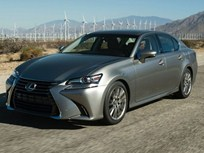 Lexus Adds Turbo RWD GS for 2016