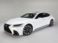 Lexus Adds LS 500 F Sport for 2018