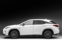 Next-Gen Lexus RX Gets Bolder Style, Safety Tech