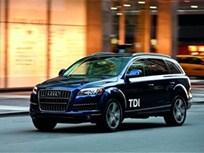 Audi Q7 to Get Diesel-Electric Powertrain