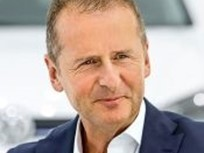 VW Names Diess as New CEO