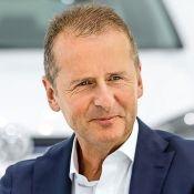 Volkswagen's Herbert Diess
