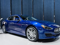 Maserati Adds Electric Power Steering for 2018