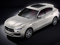 Maserati Bringing First SUV to Geneva