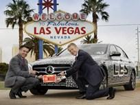 Nevada Grants Mercedes-Benz E-Class Self-Driving License