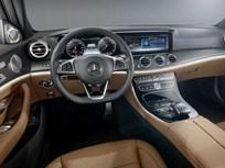 Mercedes-Benz Gives 2017 E-Class Major Interior Upgrade