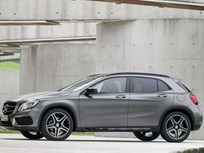 Mercedes-Benz Updates GLA for 2016