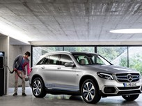 Hydrogen-Powered Mercedes-Benz GLC F-Cell Hybrid to Arrive in 2019
