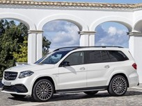 Mercedes-Benz GLS to Replace GL for 2017-MY