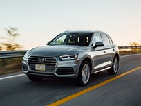 2018 Audi Q5's Fuel Economy Rated